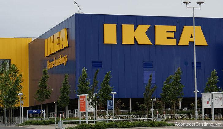 Empresa de muebles IKEA