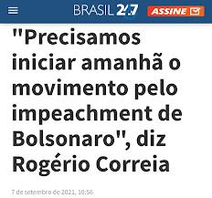 IMPOTÊNCIA DA ESQUERDA REFORMISTA DIANTE DA GRANDE MICARETA ELEITORAL BOLSONARISTA