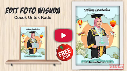 Video Edit Foto Wisuda