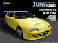 "06. JUN ""Super Lemon"" Prelude. staryjaponiec"