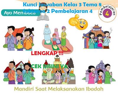 Kunci Jawaban Kelas 3 Tema 8 Subtema 2 Pembelajaran 4 www.simplenews.me