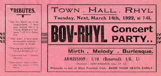 Bov-Rhyl Concert Party