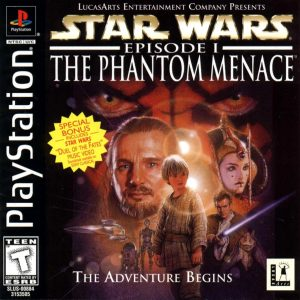Star Wars – Episode I – The Phantom Menace (1999) PS1 Download
