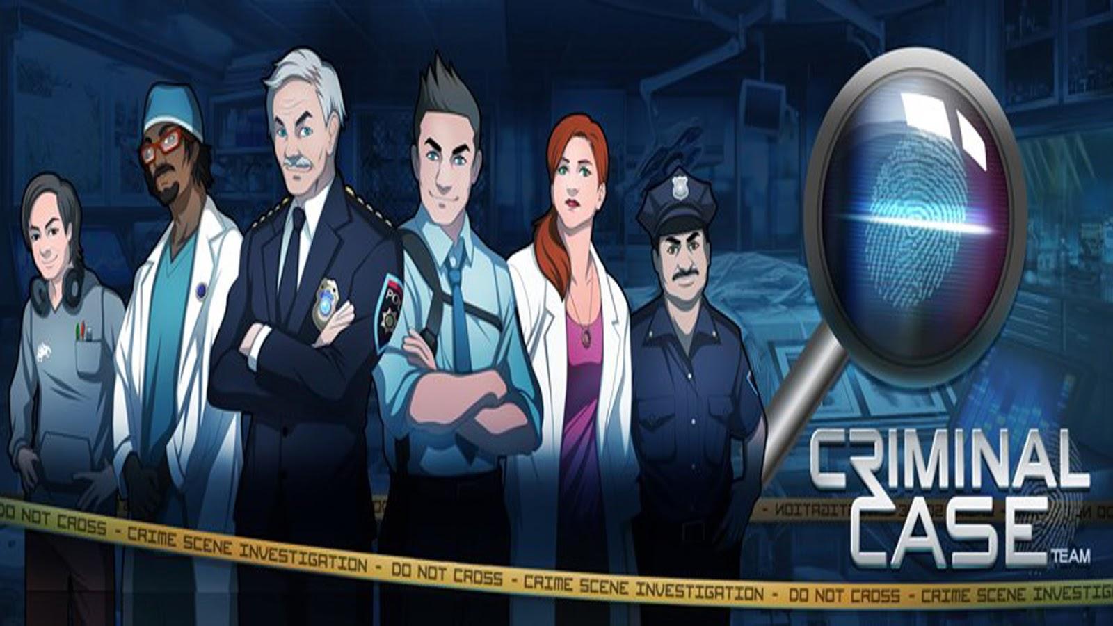 Criminal Case Game Criminal Case Developer Team