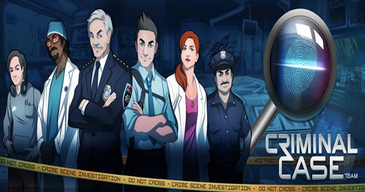 Criminal Case Game Criminal Case Developer Team