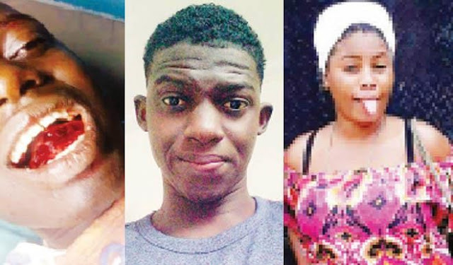 Photos: Young lady cuts off 23-year-old neighbour