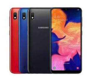 Spesifikasi Samsung Galaxy A10s Dengan Baterai 4000 mAh