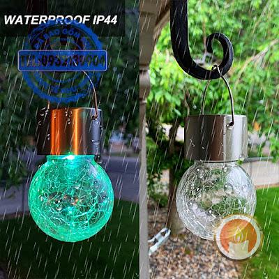 Đèn treo năng lượng chống nước