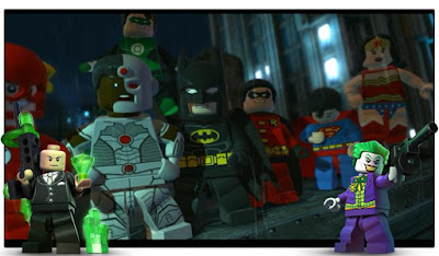 Free Download Game LEGO Batman: DC Super Heroes MOD APK + DATA Terbaru 2018