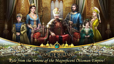 Game of Sultans MOD APK 1.6.02 Unlimited Money
