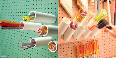Como organizar suas ferramentas