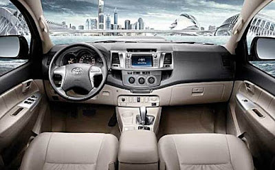 2017 Toyota Fortuner Specs
