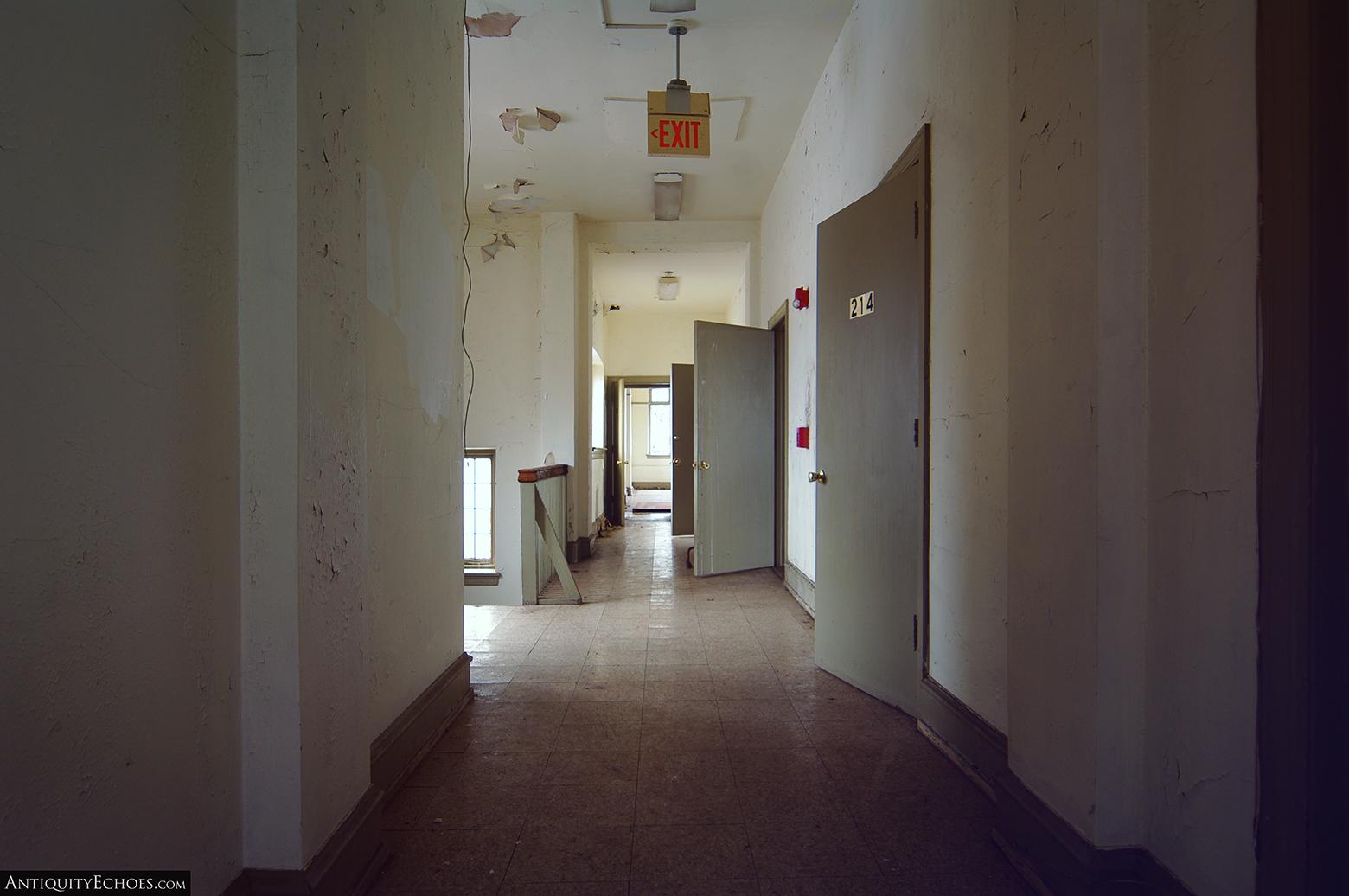 Third Presbyterian - School Hallway