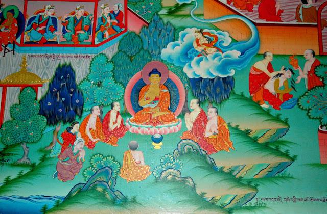 Khi còn tại thế, Đức Phật có dạy con người cúng tế hay không?