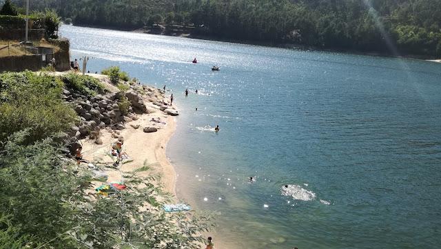 Praia Fluvial da Barragem