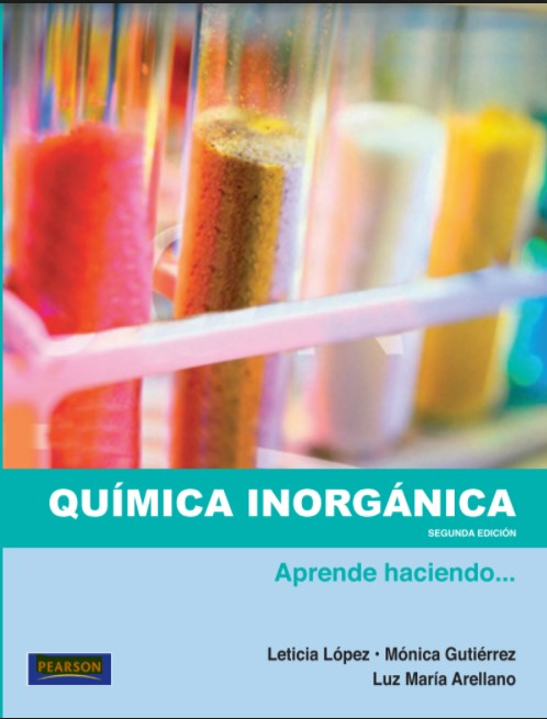 Quimica inorganica aprende haciendo 2a Edicion en pdf