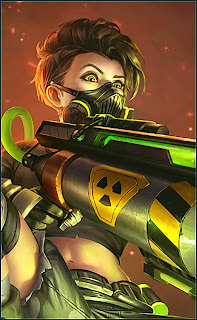 Kimmy Bio Frontier Heroes Marksman Mage of Skins V1