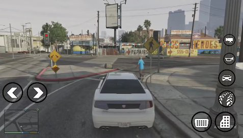 GTA 5 Game For Android APK - 2