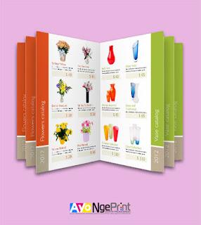 Cetak Buku Katalog Produk di Banjaran, Bandung