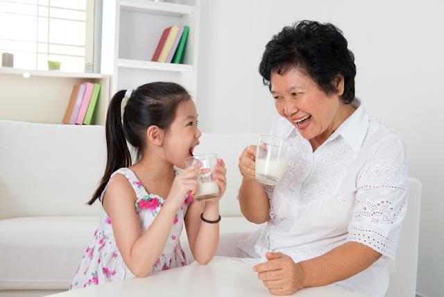 Bổ sung dinh dưỡng dành cho người già