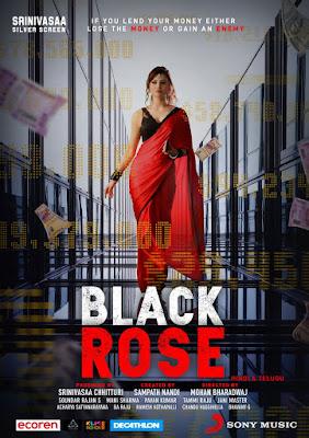 Black Rose (2021) Hindi 720p | 480p WEB HDRip x264 900Mb | 350Mb