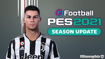 PES 2021 Faces Cristiano Ronaldo