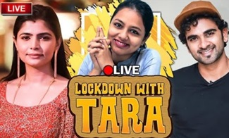Lockdown with Tara! Ashok Selvan Live Chat and Chinmaye Unplugged Songs!