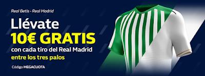 william hill Promoción MEGACUOTA Betis vs Real Madrid 8 marzo 2020