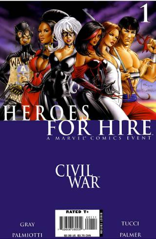 Civil War: Heroes For Hire #1 PDF