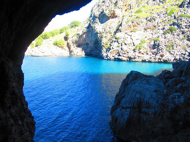 Bucht Sa Calobra / Torrent de Pareis