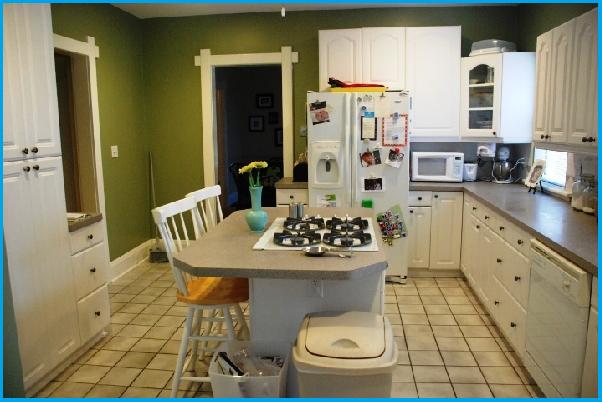 2021 kitchen cabinet trends