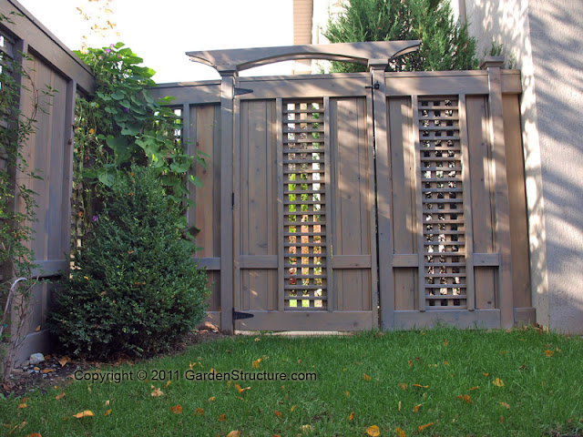 Backyard Fencing Ideas Rustic Amp Refined