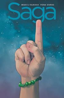 Image Comics SAGA Compendium One