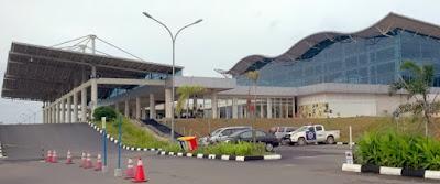 Bandar Udara Internasional Raja Haji Fisabilillah Tanjung Pinang
