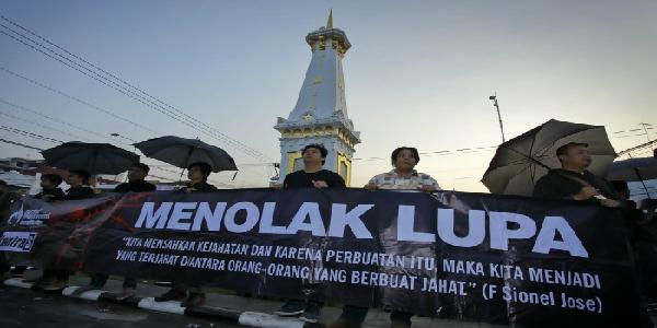 Indonesia Bangsa Pemaaf, 4 Anggota Tim Mawar Penculik Aktivis 98 Kini Jadi Jendral