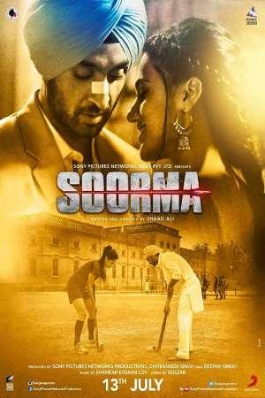Download Soorma (2018) Hindi Movie 480p | 720p BluRay 400MB | 1GB
