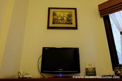 Hotel Review: flat tv dan internet di Hotel Amira, Bandung