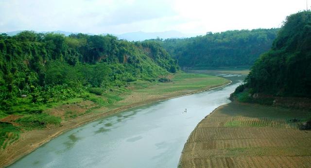 Sungai terpanjang di Jawa Barat