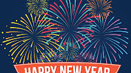 2020 happy new year mobile wallpaper
