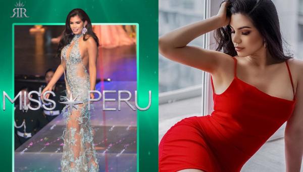 Samantha Batallanos vuelve a ser Miss Grand Perú 2021