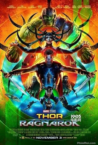 Thần Sấm 3: Thời Khắc Tận Thế - Thor 3: Ragnarok