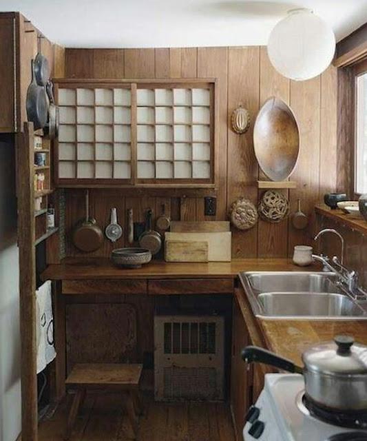 japandi style kitchen design