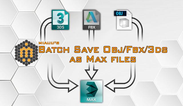 3ds Max | Scripts | ScriptSpot