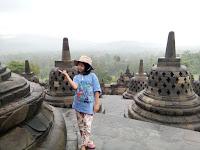 Paket Wisata Jogja 1 Hari Candi Borobudur + Merapi Lava Tour