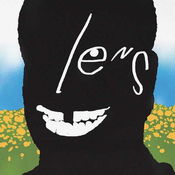Frank Ocean - Lens - Single Cover