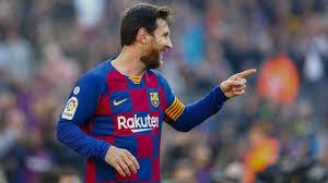 La Liga se pronunció, referente al contrato de Lionel Messi con el Barcelona