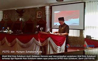 Wakil Wali Kota Sukabumi