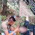 Video muestra a sicarios antes de asesinar a policías