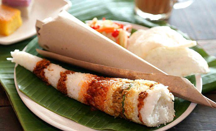 Nasi Tumpang Rice Malaysia