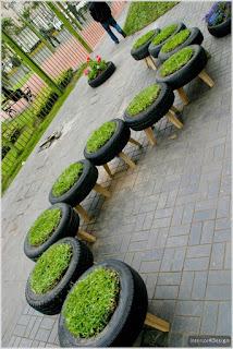 Reuse Old Tires 6